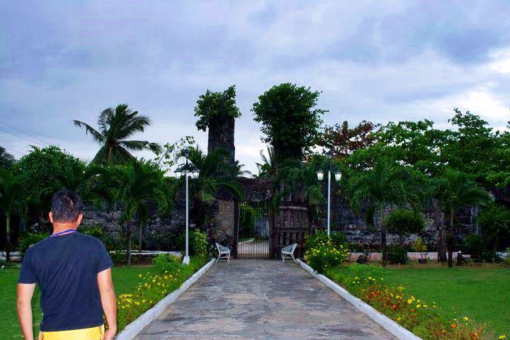 Inside the Kota Port/Park