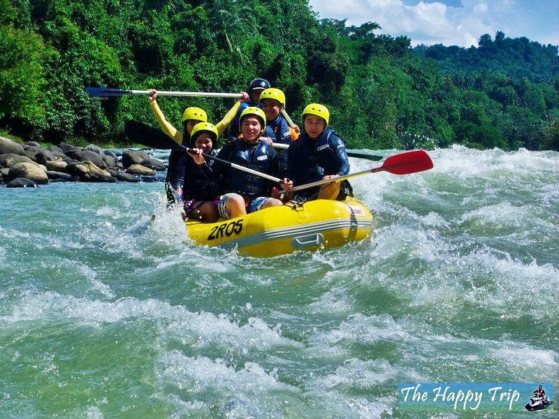 WHITEWATER RAFTING | CAGAYAN DE ORO