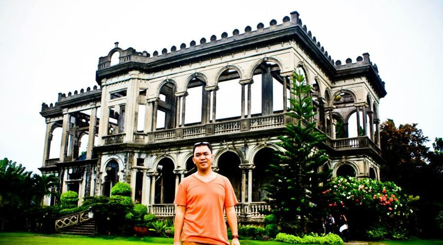 THE RUINS: TAJ MAHAL OF NEGROS ISLAND