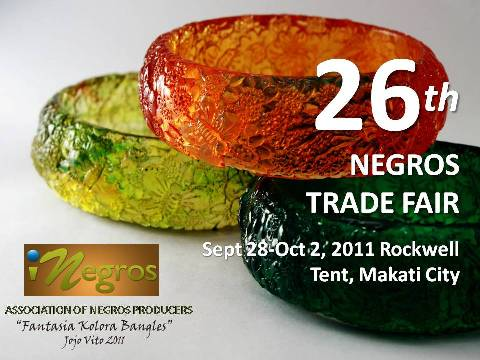 NEGROS TRADE FAIR | MY PERSONAL EXPERIENCE