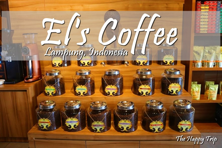 BEST CAFE IN LAMPUNG, INDONESIA | EL'S COFFEE