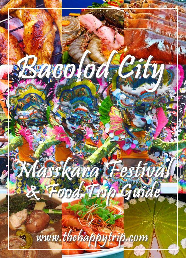 MASSKARA FESTIVAL | SCHEDULE OF ACTIVITIES + FOOD TRIP GUIDE