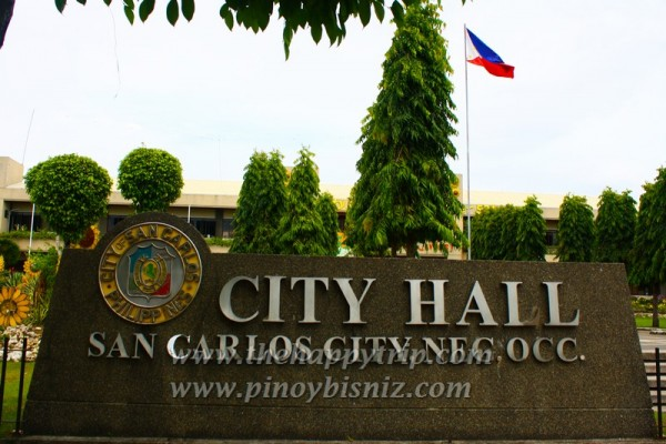 2018 SAN CARLOS CITY, NEGROS OCCIDENTAL TRAVEL GUIDE   TOURIST ATTRACTIONS