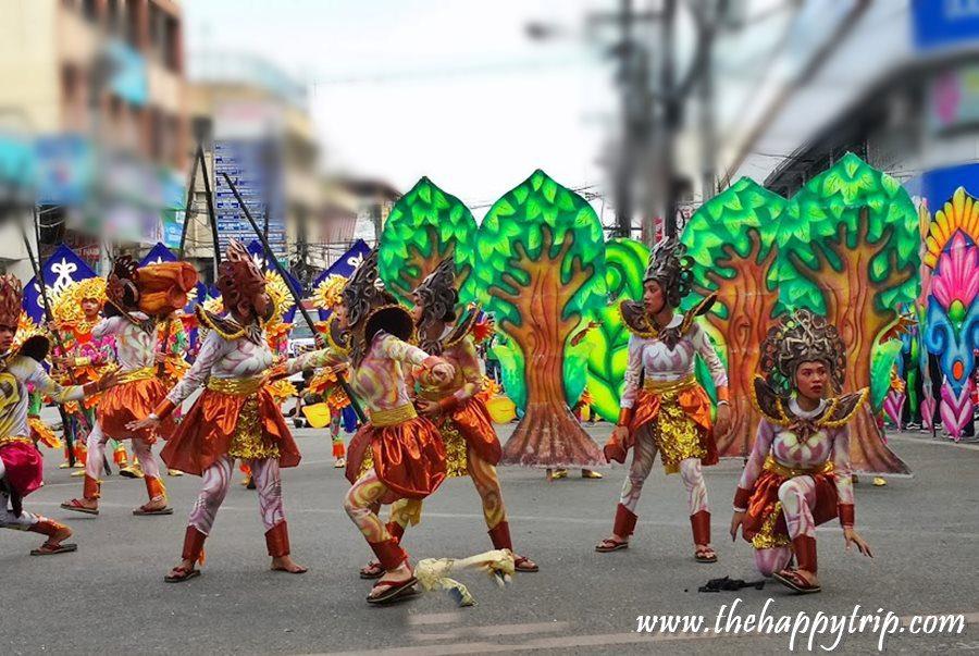 NEGROS OCCIDENTAL MONTHLY CALENDAR OF FESTIVALS
