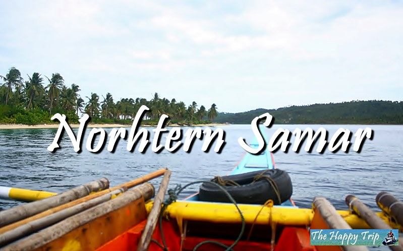 NORTHERN SAMAR TRAVEL GUIDE   TOURIST SPOTS