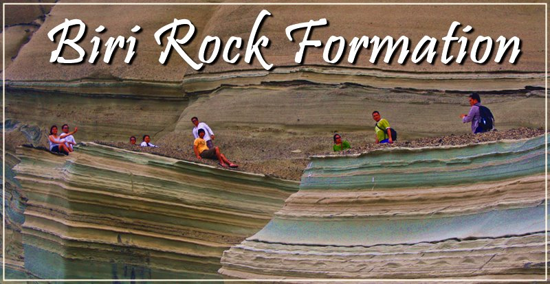 BIRI ISLAND, SAMAR ROCK FORMATION TRAVEL GUIDE