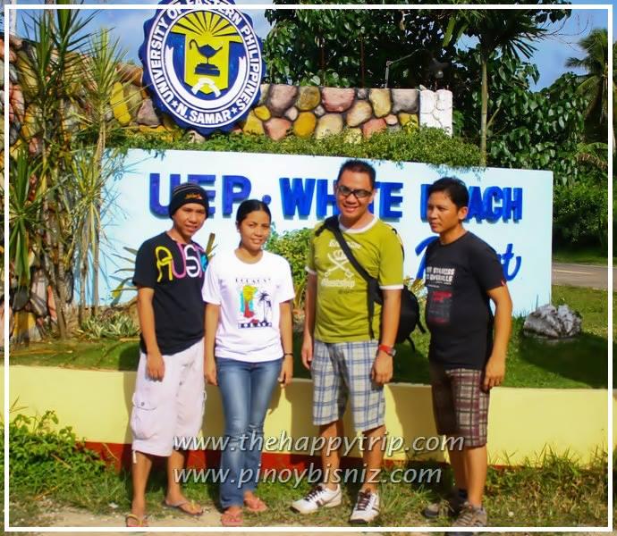 University of Eastern Philippines Beach, Catarman