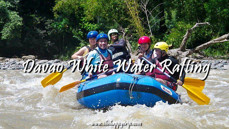 Davao White Water rafting