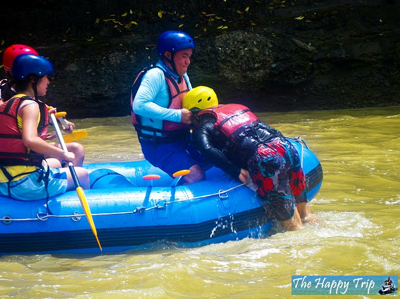 DAVAO WHITEWATER RAFTING : TRAVEL GUIDE,ITINERARY,SAFETY TIPS