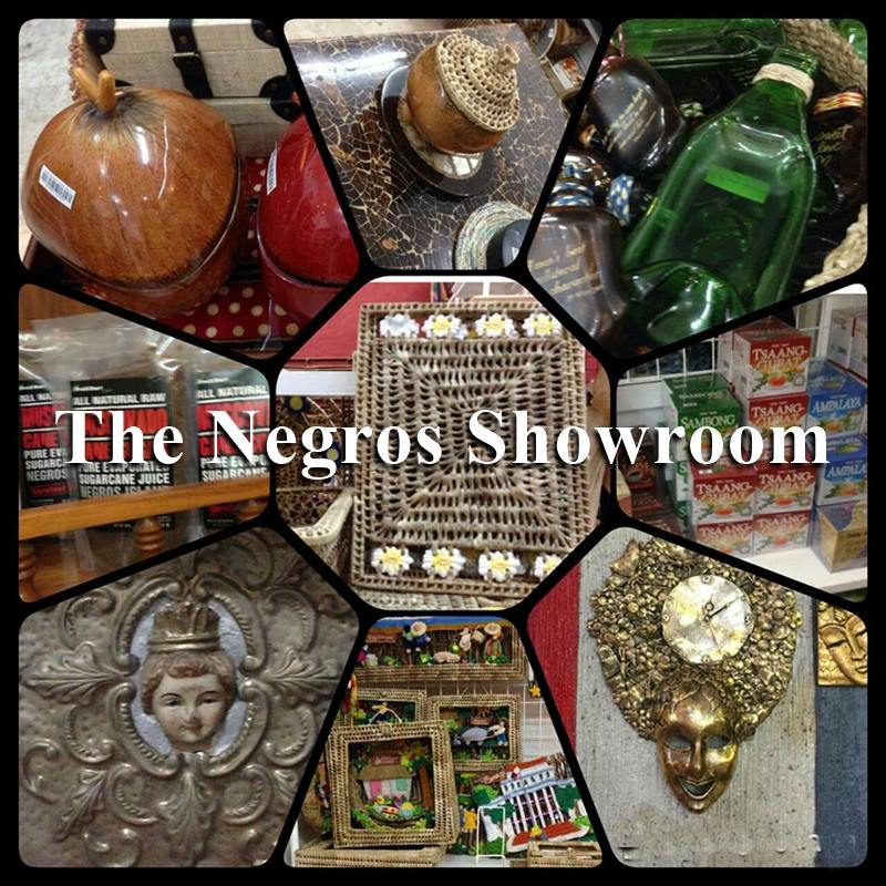 the negros showroom