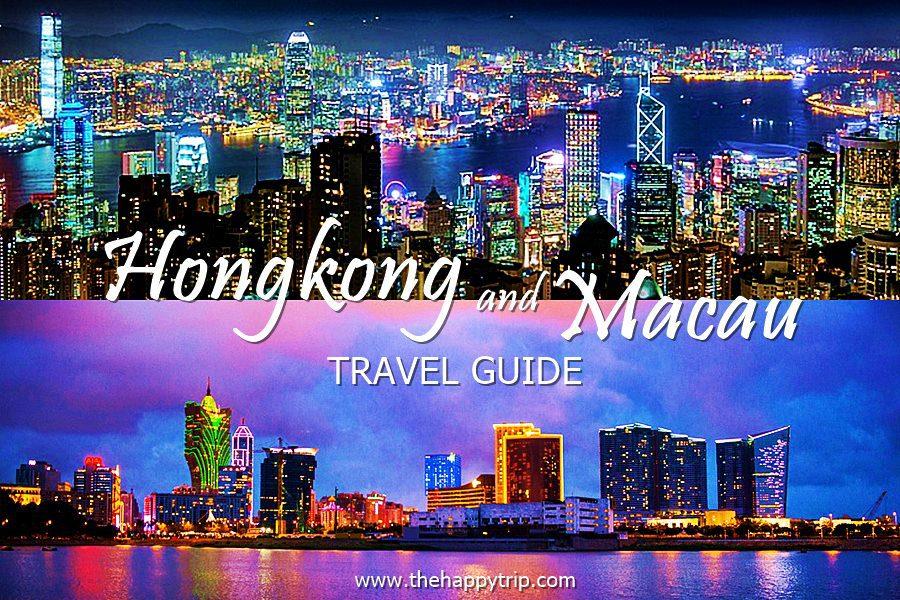 HONG KONG TO MACAU | TRAVEL GUIDE + ITINERARY,HOTELS