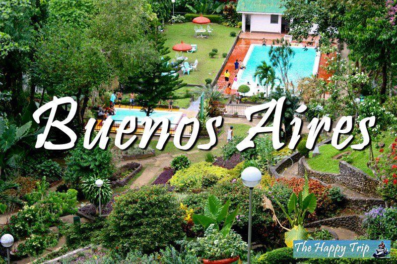 BUENOS AIRES MOUNTAIN RESORT   BAGO CITY