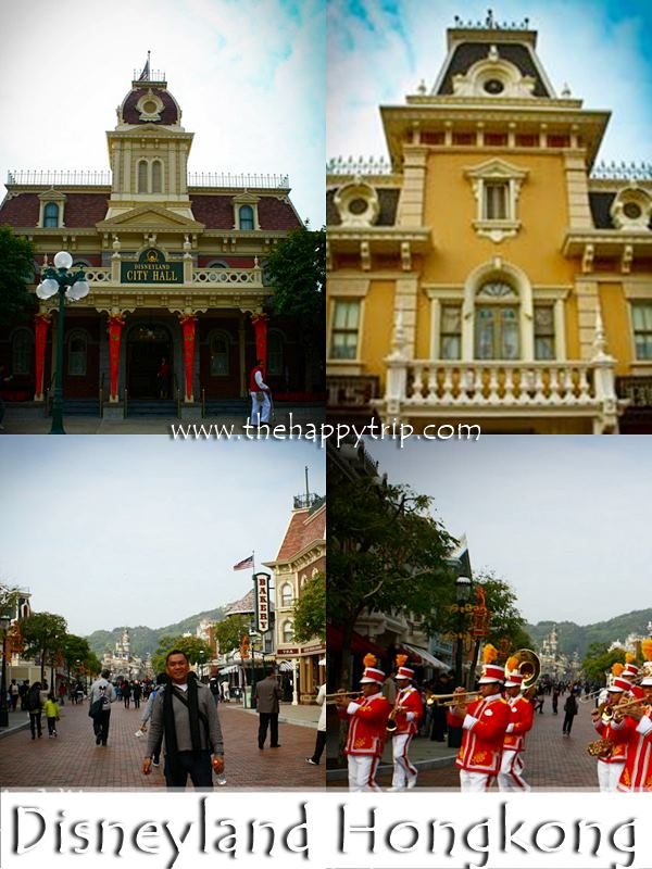 DISNEYLAND + HONGKONG TRAVEL GUIDE