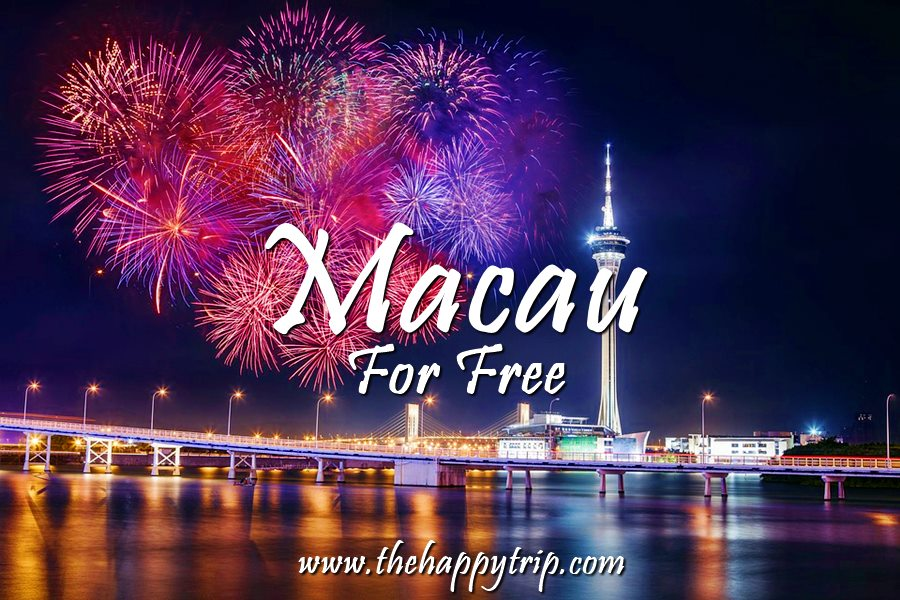 MACAU TOURIST SPOTS | TRAVEL GUIDE + BUDGET HOTELS