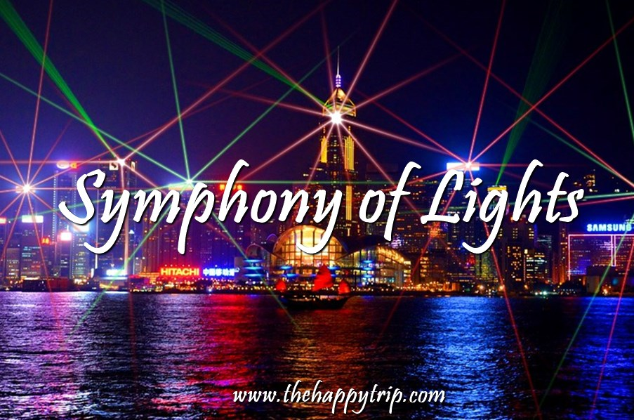 SYMPHONY OF LIGHTS | HONGKONG ATTRACTION