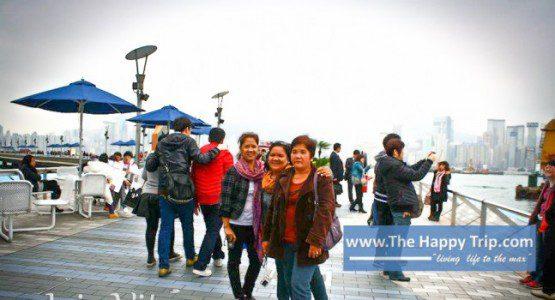 HONGKONG ATTRACTIONS | HONGKONG MUSEUM OF ART, THE AVENUE OF STARS