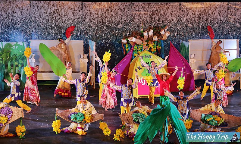 UDYAKAN FESTIVAL + SINULOG SA KABANKALAN FESTIVAL SCHEDULE OF ACTIVITIES