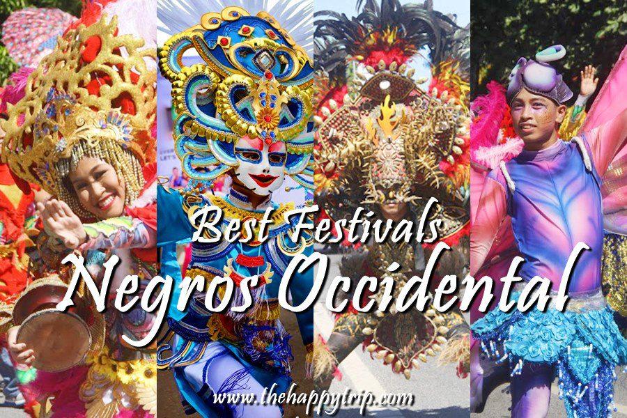 7 TOP FESTIVALS IN NEGROS OCCIDENTAL