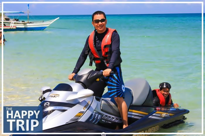 Jet Ski, Negros Occidental