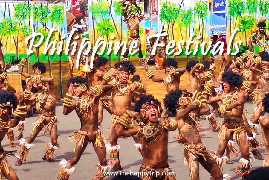 FAMOUS FESTIVALS IN THE PHILIPPINES FOR JANUARY