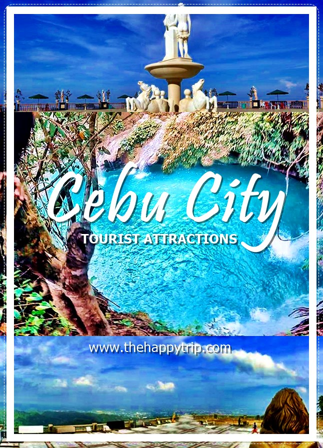 PLACES TO VISIT IN CEBU + TOURS AND THINGS TO DO