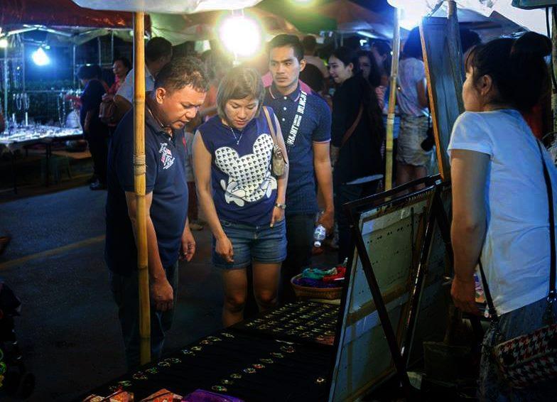 WALKING STREET MARKET | CHIANG MAI, THAILAND