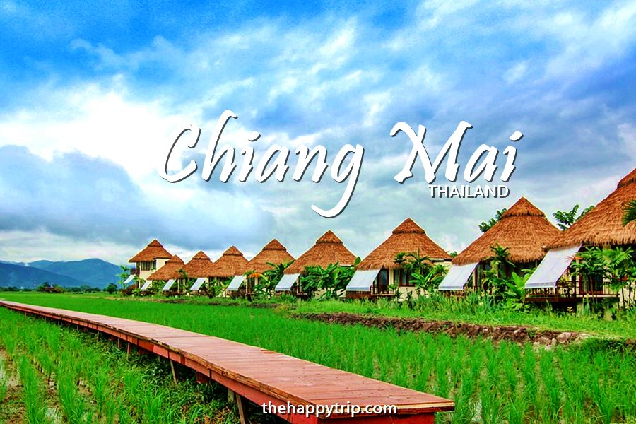 CHIANG MAI THAILAND | 2019 TRAVEL GUIDE+TOURIST SPOTS