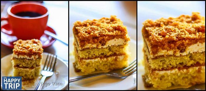Mila's Potato cake