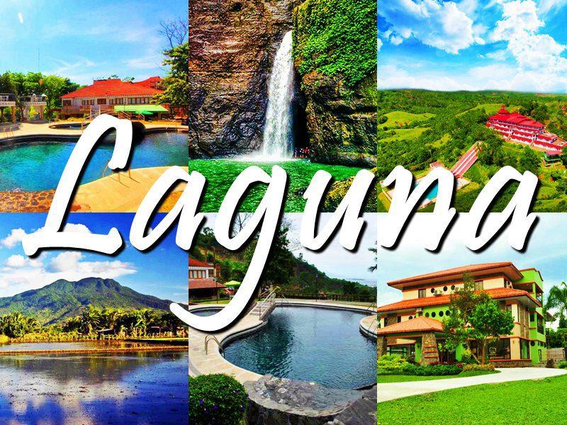 LIST OF LAGUNA RESORTS AND HOTELS