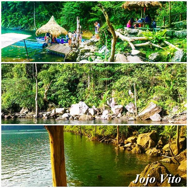 Twin Lake Balinsasayao, Dumaguete City, Negros Oriental