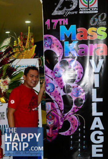 17th Masskara Village by ABS CBN
