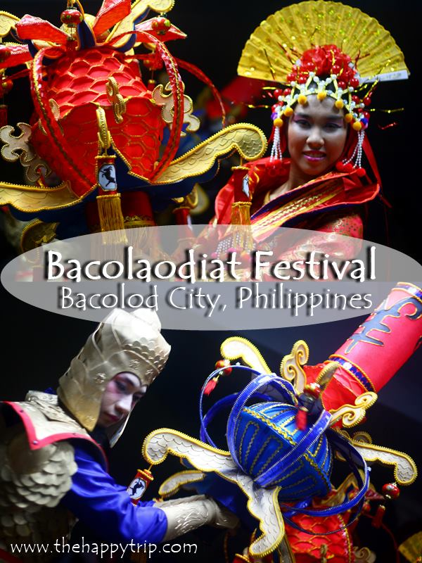 2018 BACOLAODIAT FESTIVAL SCHEDULE OF ACTIVITIES | BACOLOD CITY