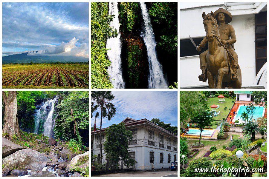 Bago City Tourist Spots