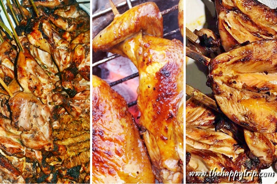 Bacolod Chicken Inasal , BACOLOD CITY TOURIST SPOTS