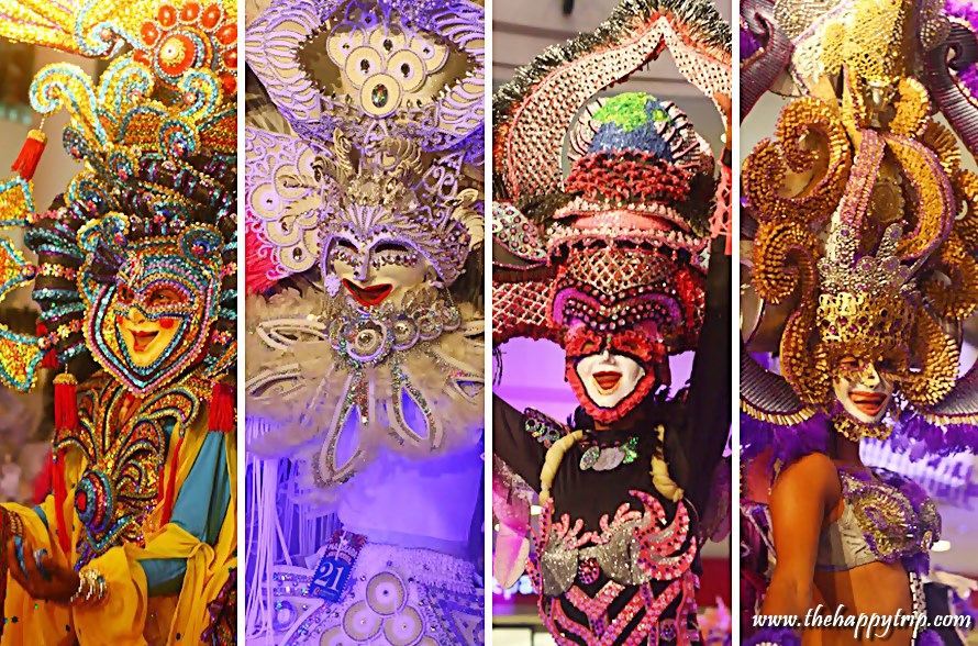 Masskara Festival, BACOLOD CITY TOURIST SPOTS