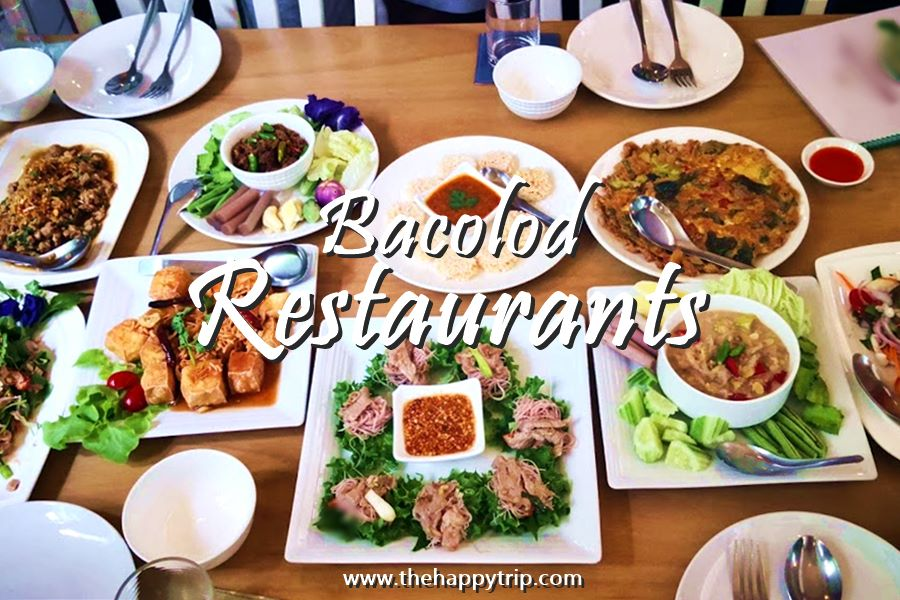 Restaurants in Bacolod City  | Korean, Buffet, Seafood, Japanese, Chicken Inasal, Pizza, Cakes and Pastries
