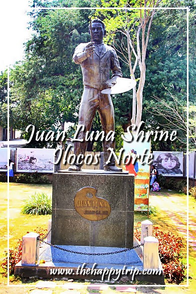 JUAN LUNA SHRINE | ILOCOS NORTE