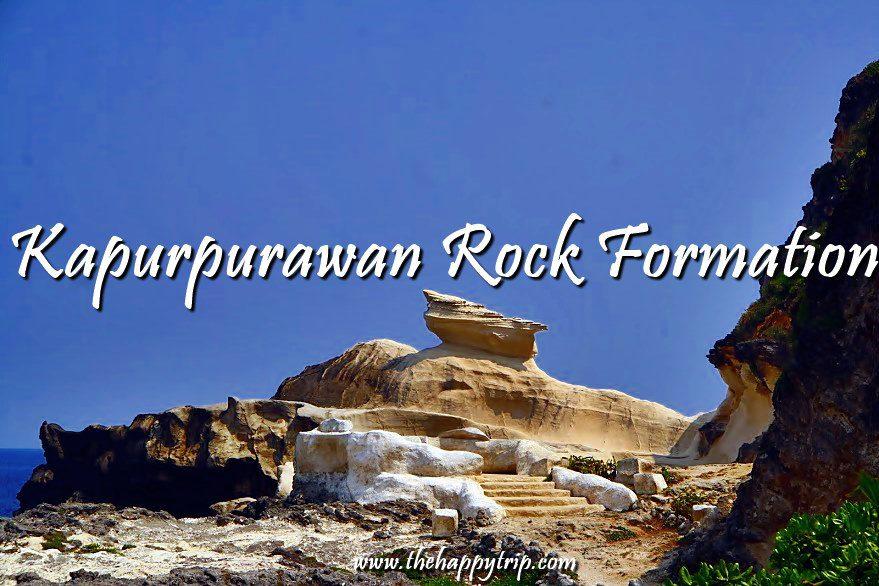KAPURPURAWAN ROCK FORMATION | ILOCOS NORTE TOURIST ATTRACTION