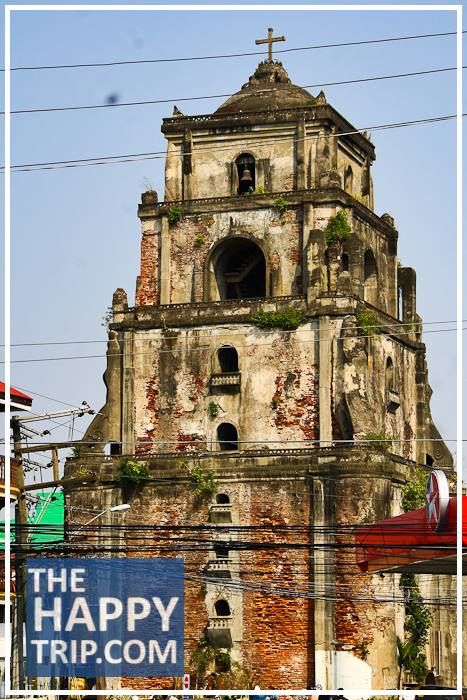 sinking bell tower, ILOCOS TRIP