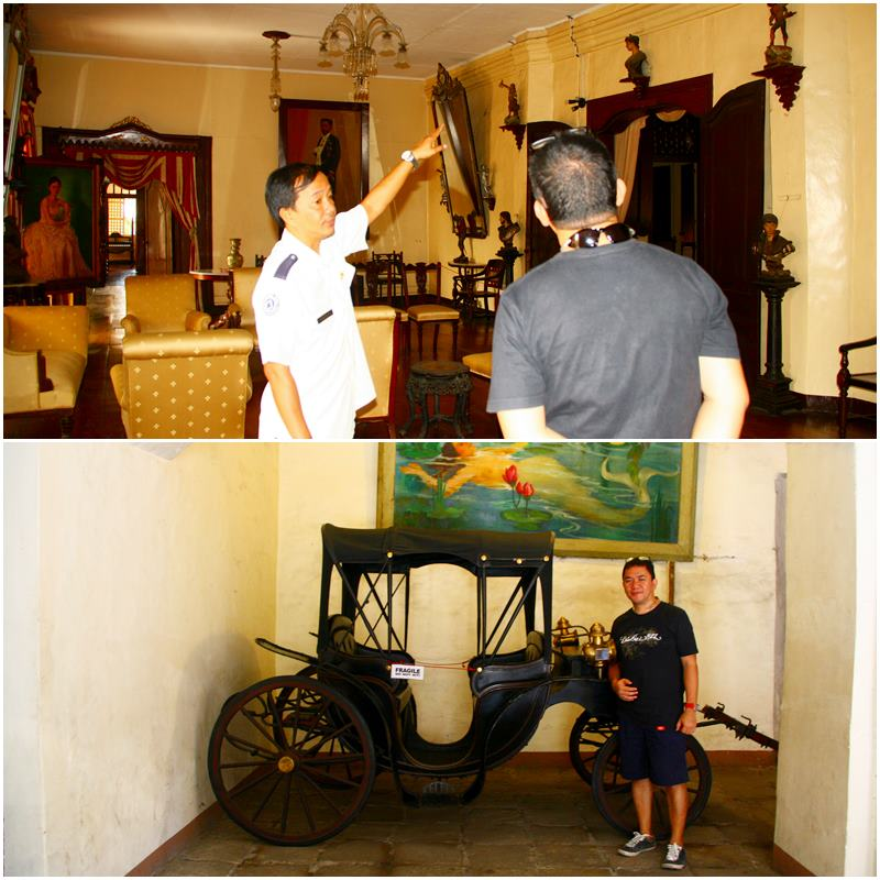 syquia mansion, VIGAN TOURIST SPOTS