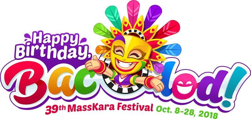 2018 MASSKARA LOGO AND THEME