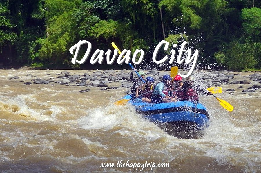 DAVAO TOURIST SPOTS | THINGS TO DO