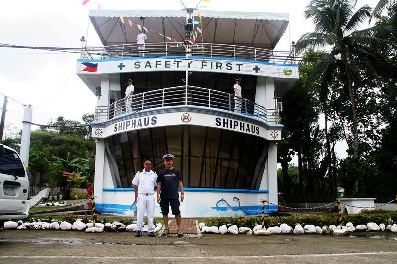 ship hauz, BOHOL TOURIST SPOTS