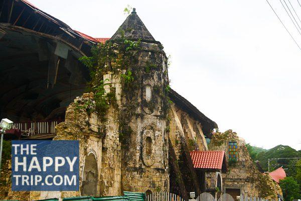 BOHOL tourist spots: LOBOC CHURCH, MAN-MADE FOREST, SHIP HAUS