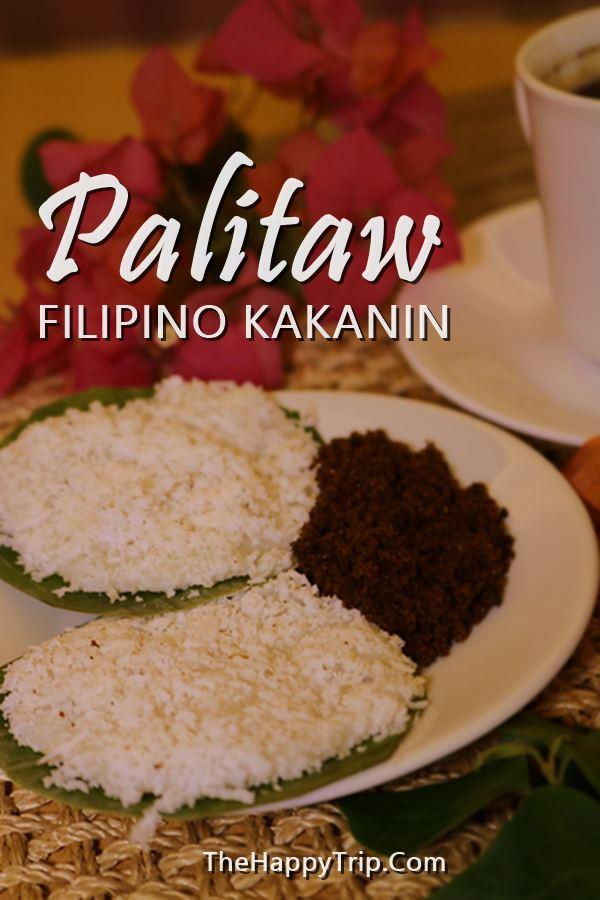 PALITAW BY QUAN | REDISCOVERING FILIPINO KAKANIN