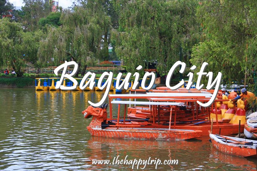 Tourist Attractions in Baguio City