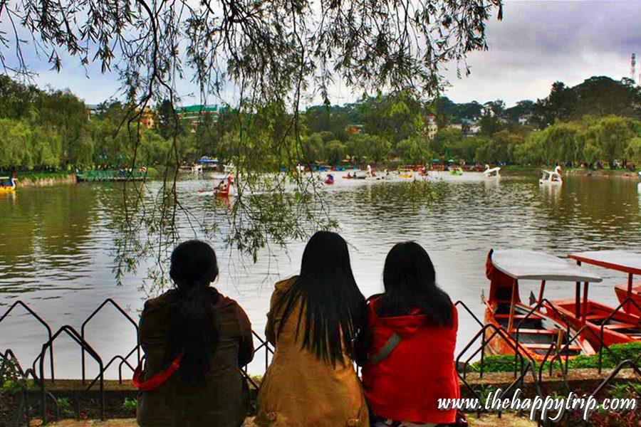 BAGUIO CITY TOURIST SPOTS + PANAGBENGA FESTIVAL