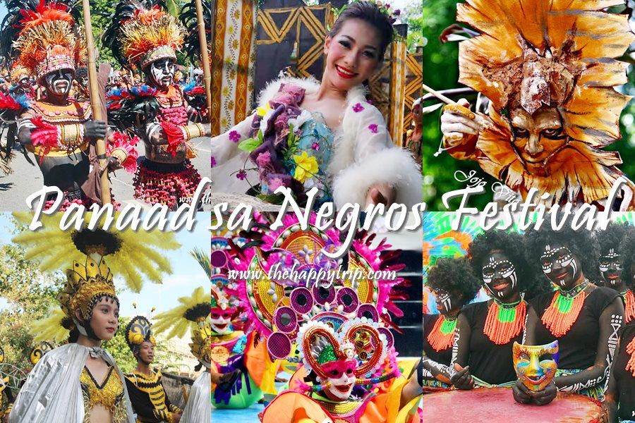 PANAAD SA NEGROS FESTIVAL SCHEDULE