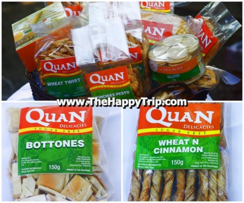 QUAN NATIVE DELICACIES: A FAMILY OF FOOD FOR THE FAMILY