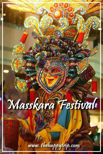 MASSKARA FESTIVAL HISTORY